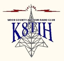 Wood County Amateur Radio Club - K8TIH logo
